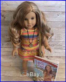 American Girl Doll Lea Clark 2016 Doll Of The Year