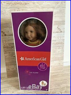 American Girl Doll Lea Clark 2016 Doll Of The Year