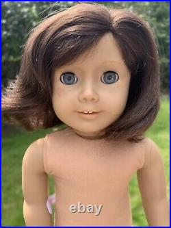 American Girl Doll Lindsay. First Girl Of The Year Doll. GOTY 2001. Rare Retired