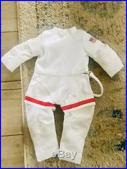 American Girl Doll Luciana Vega Space Suit