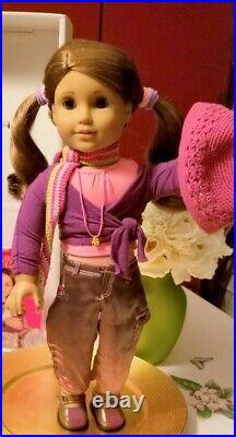 American Girl Doll Marisol Luna In Original Box
