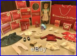 American Girl Doll Maryellen EUC With LOTS of EXTRAS! Dresses Ice