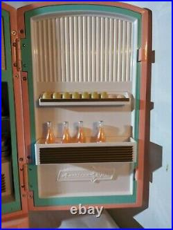 American Girl Doll Maryellen's Refrigerator and Food Retired set