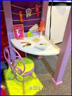 American Girl Doll McKenna Brooks Girl of the Year 2012 Loft Bed (Used)