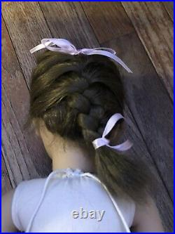 American Girl Doll Pleasant Company MOLLY MCINTIRE White Body Retired- Hair Cut