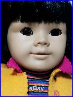 American Girl Doll Pleasant Company Retired Asian JLY #4 RARE