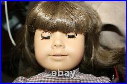 American Girl Doll, SAMANTHA White Body, Pleasant Co pre-mattel