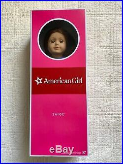 American Girl Doll Saige. Includes Box And Extra Accessories. Very Lightly Used