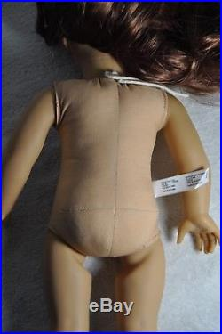 American Girl Doll Saige RETIRED 2013 w Original Accessories PERFECT Condition