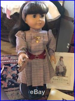 American Girl Doll Samantha Collection