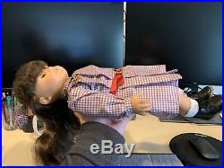 American Girl Doll Samantha Parkington Pleasant Company & Accessories