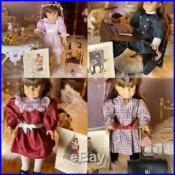 American Girl Doll Samantha Retired Collection Pleasant Company Signature NR