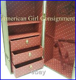 American Girl Doll Samantha Victorian Steamer Trunk LOCAL PICK UP ONLY (READ)