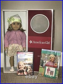 American Girl Doll Used, Kit Kittredge, 18 Inches, Accessories, Movie