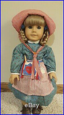 American Girl Doll no box Pleasant Company Kirsten White Body 1989