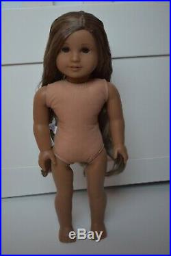American Girl Doll of the year 2011 Kanani Akina nude pre-loved condition