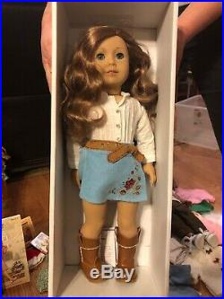 American Girl Dolls (3) With Outfits