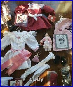 American Girl Dolls Samantha Retired 1990s Vintage Doll Accessories