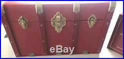 American Girl Dresser Storage Trunk Pleasant Company VTG HTF