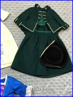 American Girl Felicity Doll Outfits LOT Historical Series Pleasant Company