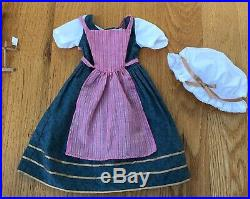 American Girl Felicity Retired Town Fair Outfit Windmill Pleasant Company