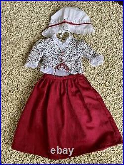 American Girl Felicity SET + Pleasant Company Pre-Mattel Doll. Retired VGC