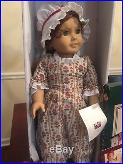 American Girl Felicity doll with new outfits and activity set Pleasant Company