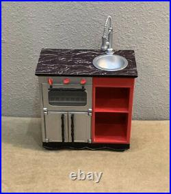 American Girl GOTY Grace Retired French Bakery Oven and Stove ONLY
