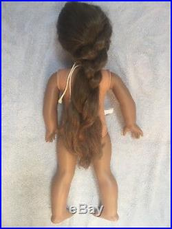 American Girl GOTY Kanani 18 doll with meet dress/sandals and many accessories
