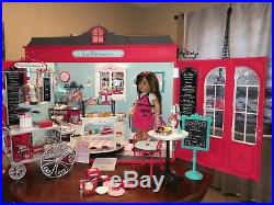 American Girl Grace's Bakery La Patisserie for Girl of the Year 2015