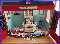 American Girl Grace's French Bakery La Patisserie RETIRED RARE & Accessories SET