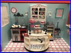 American Girl Grace's Thomas French Bakery Set in Great Condition