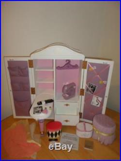 American Girl Isabelle Dance Studio Sewing Machine Lot # 1