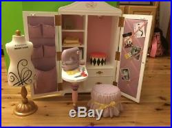 American Girl Isabelle's Sewing Studio Rare