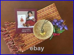 American Girl JOSEFINA'S HERB-GATHERING OUTFIT Retired Rare Partial Set