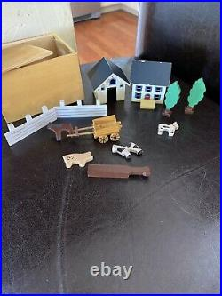 American Girl Josefina Toy Farm Accessory Set VERY RARE Pleasant Company