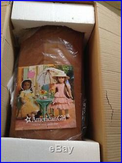 American Girl Josefina doll Chest with 2012 spring AG catalog