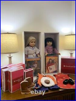 American Girl Julie And Ivy Bundle