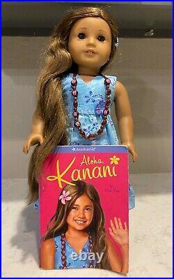 American Girl Kanani