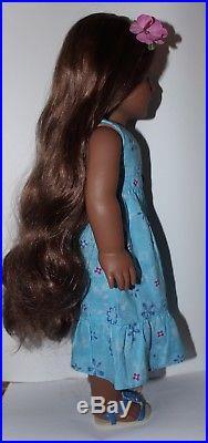 American Girl Kanani Akina Retired Doll of the Year 2011