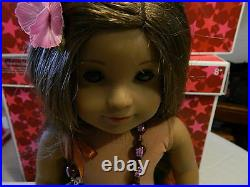 American Girl Kanani Lot Whole World Complete Retired