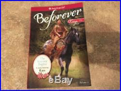 American Girl Kaya Collection-Doll, Horse With Saddle, Tatlo Dog, Beforever Book
