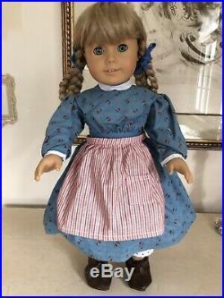 American Girl Kirsten Doll Early Retired Pleasant Company EUC
