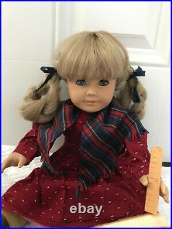 American Girl Kirsten Doll School Story Lot Retired Pleasant Company