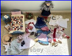 American Girl Kirsten Historical Pleasant Company SET. Retired