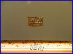 American Girl Kirsten Trunk/ Bed with Night Stand-Pleasant Co. 1990