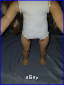 American Girl Kirsten early WHITE BODY Pleasant Company Doll Only