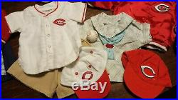 American Girl Kit 7 Retired Outfits With Hobo Accessories And Party Treats Nice