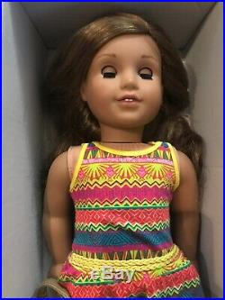 American Girl Lea Clark 2016 Retired Doll of the Year With Box
