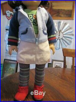 American Girl Lindsey Complete Outfit 18 Inch Doll Nice Doll Gently Used